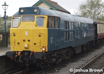 3140 Class 31/4 in BR blue - unnumbered