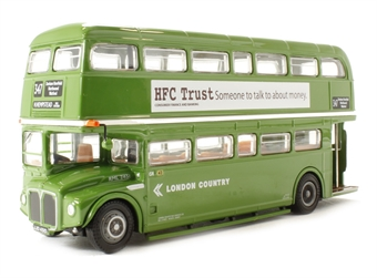 """31909 RML Routemaster d/deck bus """"London Country N.B.C."""""""