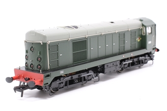 32-027-PO06 Class 20 D8000 in BR Green with Indicator Discs - Pre-owned - Imperfect box