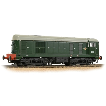 32-027CSF Class 20/0 D8035 in BR green with disc headcode - Digital sound fitted