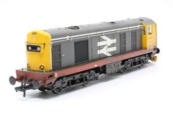 32-030-PO03 Class 20 20132 in Railfreight Livery with Indicator Box - Pre-owned - weathered - detailed with added snowplough- imperfect box