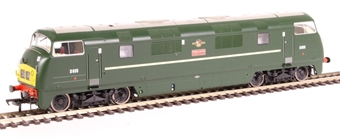 32-066 Class 43 North British (NBL) Warship D835 'Pegasus' in BR Green with Small Yellow Panel