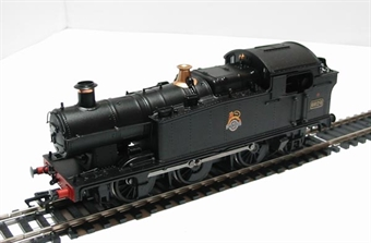 32-079 Class 56xx 0-6-2 tank loco 6624 in BR black with early emblem