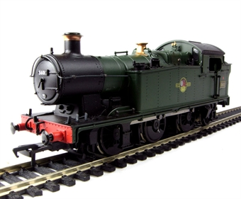 32-080 Class 56xx 0-6-2 tank loco 5601 in BR plain green with late crest