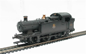 32-081 Class 56xx 0-6-2 tank loco 5660 in BR black with early emblem (lightly weathered)