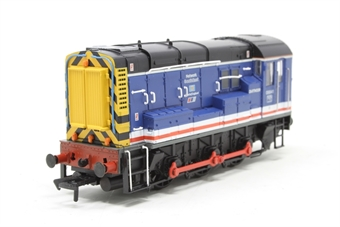 32-102V Class 08 Shunter 08641 'Dartmoor' in BR Network South East Livery - Limited Edition for Modelzone