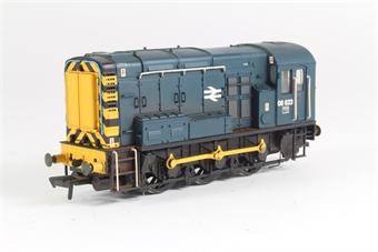 32-102 Class 08 Shunter 08623 in BR Blue