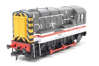 32-105-PO06 Class 08 Shunter 08800 in Inter City Swallow Livery - Pre-owned - Like new - imperfect box
