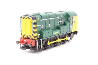 32-106-PO03 Class 08 Shunter 08585 in Freightliner Green Livery