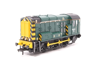 32-108V-PO01 Class 08 Shunter 08410 in FGW Green Livery - Limited Edition for Kernow Model Rail Centre Ltd - Pre-owned -  imperfect box
