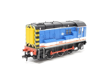 """32-109-PO02 Class 08 08631 """"Eagle"""" in Network SouthEast livery - Pre-owned - Like new"""