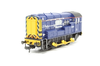 32-116-PO03 Class 09 Shunter 09006 in Mainline Blue Livery