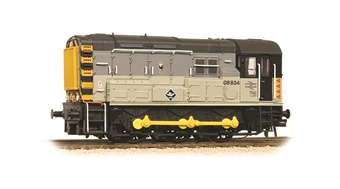 32-122 Class 08 08834 in Railfreight Distribution Sector