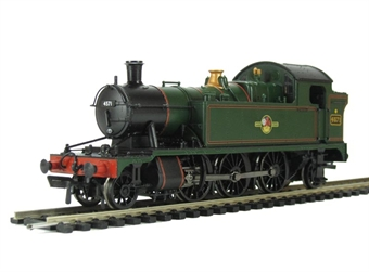 32-130 Class 45xx 2-6-2 Prairie tank 4571 in BR lined green with late crest £80