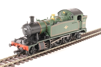 32-135B Class 4575 'Small Prairie' 2-6-2T 5532 in BR green with late crest
