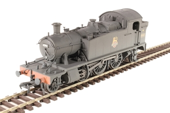 32-137A Class 4575 'Small Prairie' 2-6-2T 4592 in BR black with early emblem - weathered