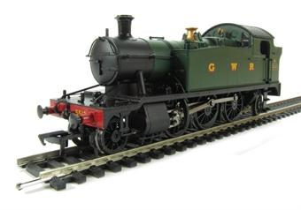 32-139 Class 4575 Prairie tank 2-6-2 5513 in GWR green