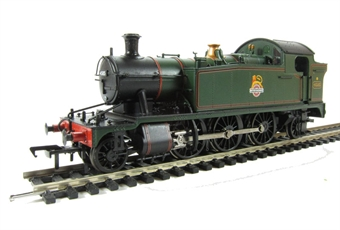 32-140 Class 4575 Prairie tank 2-6-2 4585 in BR lined green with early emblem