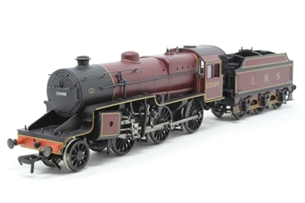 32-175-PO05 Class 5MT Crab 2-6-0 13098 in LMS crimson - Pre-owned - Like new