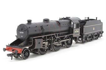 32-176-PO14 Class 5MT Crab 2-6-0 42765 in BR lined black with early emblem - Pre-owned - Like new