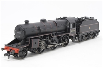 32-176-PO15 Class 5MT Crab 2-6-0 42765 in BR lined black with early emblem - Pre-owned - Loose detailing on tender £85