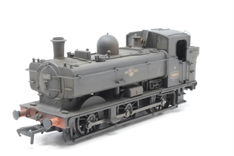 32-203A-PO02 Class 8750 0-6-0 4680 in BR black with late crest - weathered - Pre-owned - imperfect box