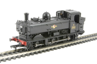 32-207 Class 8750 0-6-0 Pannier tank 9761 in BR black with late crest