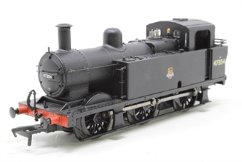 32-226-PO09 Class 3F Fowler Jinty 47354 0-6-0 tank in BR black with early emblem - Pre-owned - Like new
