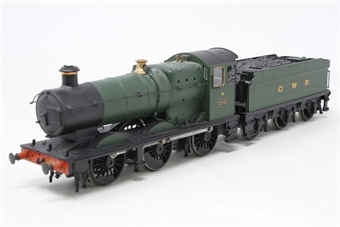 32-300-PO10 Class 2251 0-6-0 Collett goods 3202 in GWR green - Pre-owned - missing coupling and NEM socket, replacement box
