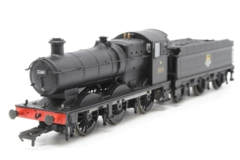 32-301-PO13 Class 2251 Collett Goods 0-6-0 2260 and tender in BR black with early emblem - Pre-owned - Like new