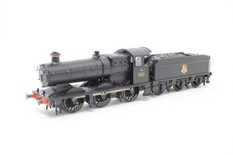 32-301A-PO02 Class 2251 0-6-0 Collett Goods 3212 in BR black with early emblem and Collett tender - Open box, DCC Fitted