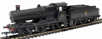 32-305 Class 2251 Collett Goods 2217 & Churchward tender in BR black with early crest (weathered)