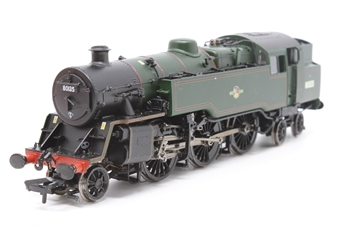 32-353-PO14 Standard Class 4MT 2-6-4T 80135 in BR green with late crest (As Preserved) - Pre-owned - Like new - worn box