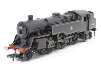 32-358-PO03 Standard class 4MT 2-6-4 tank 80118 in BR lined black with early emblem - Pre-owned - minor paint chips- loose detail