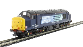 32-370 Class 37/4 37405 in DRS Compass blue