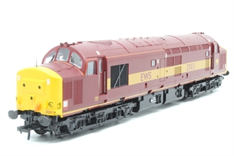 32-381-PO10 Class 37/4 37411 'Ty Hafan' in EWS Livery - Pre-owned - Like new