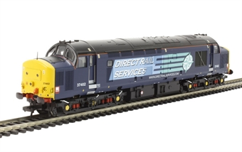 32-381M Class 37/4 37402 in Direct Rail Services (DRS) compass blue