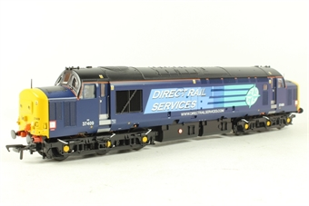 32-381Q Class 37/4 37409 in Direct Rail Services Compass livery - Limited edition for Bauer Consumer Media (Model Rail Magazine)