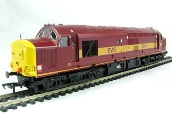 32-381 Class 37/4 37411 'Ty Hafan' in EWS Livery