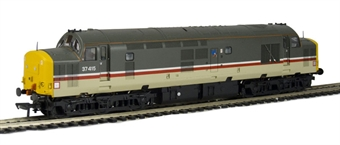 32-385 Class 37/4 37415 in Intercity Mainline Livery