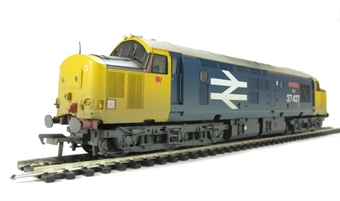 32-388 Class 37/4 37427 'Bont Y Bermo' in BR Large Logo Blue (weathered)