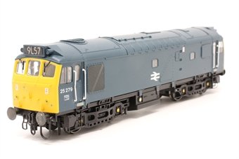 32-401-PO06 Class 25/3 Derby 25279 in BR Blue - Pre-owned - Like new, imperfect box