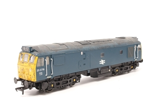 32-401-PO08 Class 25/3 Derby 25279 in BR Blue - Pre-owned - weathered - imperfect box