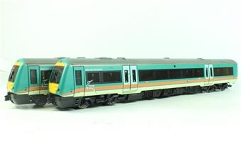 32-450 Class 170/1 Turbostar 2 car DMU in Midland Mainline livery