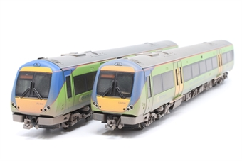 32-451A-PO04 Class 170/1 Turbostar 2 car DMU in Central Trains livery (weathered) - Pre-owned - Like new - imperfect box