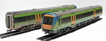 32-451A Class 170/1 Turbostar 2 car DMU in Central Trains livery (weathered)