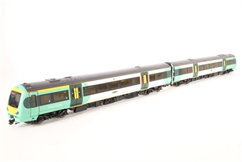 32-460Z Class 170/4 'TURBOSTAR' 2 Car DMU 171721 Unit A) 50721 Unit B) 79721 in Southern Green & White Livery - Limited Edition for
