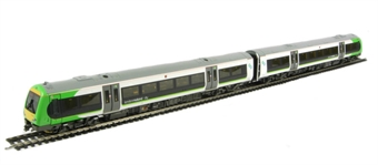 32-466 Class 170/5 Turbostar 2 car DMU in 'London Midland' livery