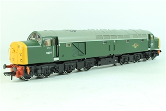 32-475Z Class 40 D200/40122 in BR Green with Yellow Ends & Split Headcode Boxes - Limited Edition for Model Rail