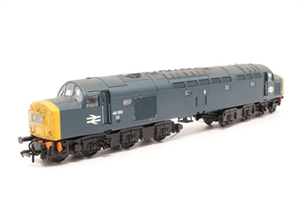32-479-PO05 Class 40 40169 in BR Blue with Centre Head Code (without underside tanks) - Pre-owned - weathered- imperfect box